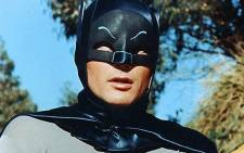 A screengrab of Adam West in his 'Batman' suit. Picture: Twitter/@therealadamwest.