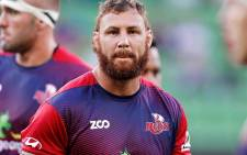 Reds Captain Scott Higginbotham has been suspended for three weeks. Picture: Twitter/@Reds_Rugby