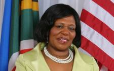 South Africa's High Commissioner to Ghana, Jeanette Ndhlovu. Picture: Facebook.