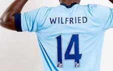 Manchester City have bolstered their attacking arsenal with the signing of Ivory Coast forward Wilfried Bony. Picture: Facebook.