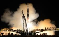 FILE: A meteorological rocket was launched from the Kapustin Yar testing site in Russia on Thursday. Picture: AFP.