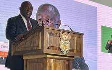 President Cyril Ramaphosa addresses the Women's Economic Assembly on 6 October 2021. Picture: Supplied