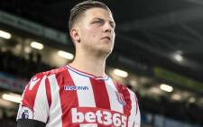 Stoke City defender Kevin Wimmer. Picture: @stokecity/Twitter.