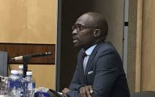 Home Affairs Minister Malusi Gigaba. Picture: Barry Bateman/EWN