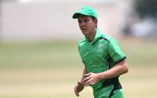 Dolphins all-rounder Matthew Montgomery will lead the SA under 19's on their tour to India. Picture: Twitter/@OfficialCSA