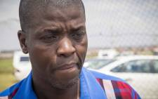 Norman Sibeko lost his son to mob justice in Etwatwa. He says his son was innocent of any crime. Picture: Thomas Holder/EWN