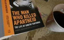 'The Man Who Killed Apartheid' a biography on Dimitri Tsafendas. Picture: Supplied.