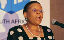 Independent Electoral Commission Chairperson Pansy Tlakula. Picture: Sebabatso Mosamo/EWN