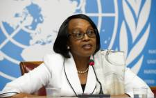 FILE: World Health Organization (WHO) regional director for Africa Matshidiso Moeti. Picture: World Health Organization (WHO)/Facebook.