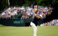 English golfer, Justin Rose