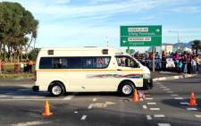 FILE: Police appealed to the public to help them arrest three suspects in connection with a murder of Taxi owner. Picture: Rahima Essop/EWN.