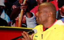 Cedric Gina resigned as president of Numsa on 25 November. Picture: numsa.org.za