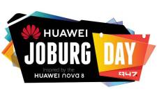 Huawei Joburg Day logo