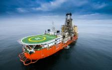Mining vessel Debmar Atlantic, another vessel acquired with financial support from Standard Bank. Picture: debmarinenamibia.com
