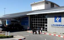 The runway at Lanseria International Airport has been temporarily closed. Picture: EWN.