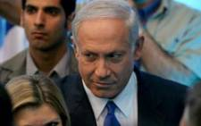 Israeli Prime Minister Benjamin Netanyahu. Picture:AFP