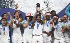 England won the Under-20 World Cup. Picture: @England.