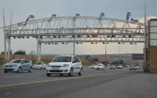 The controversial e-toll system was launched on Gauteng's roads on 3 December. Picture:EWN.