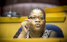 FILE: National Council of Provinces chairperson Thandi Modise. Picture: Thomas Holder/EWN