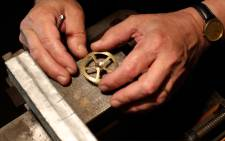 Occupations such as watchmakers rely on skills that have hardly changed in hundreds of years. Picture: Aletta Gardner/EWN.