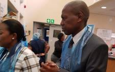 Health Minister Zweli Mkhize at Mamelodi Hospital on 6 June 2019. Picture:  @DrZweliMkhize/Twitter