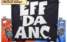 What DA EFF?