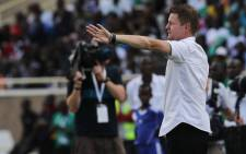 Black Leopard coach Dylan Kerr. Picture: @OfficialPSL/Twitter