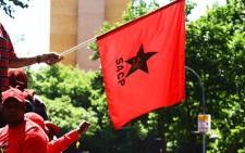 The South African Communist Party. Picture: Sethembiso Zulu