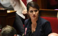 FILE: French Junior Minister for Gender Equality Marlene Schiappa. Picture: @gouvernementFR/Twitter.