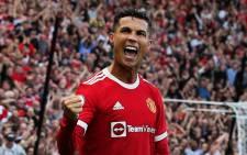 Christiano Ronaldo. Picture: Manchester United/Twitter.