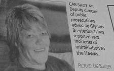 Suspended NPA prosecutor Glynnis Breytenbach. Picture: Supplied