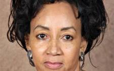 Public Administration and Services Minister Lindiwe Sisulu.