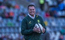 SA Rugby's director of rugby Rassie Erasmus. Picture: @Springboks/Twitter