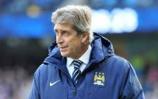 FILE: Manchester City manager Manuel Pellegrini. Picture: Manchester City/Facebook.