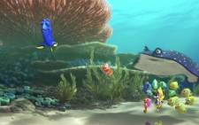"""The first trailer to the sequel of """"finding nemo"""" is finally here, finding Dory. Picture: Screen grab/CNN"""