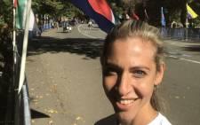 South African athlete Gerda Steyn. Picture: Twitter  @gerdarun.