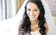 FILE: Jayde Panayiotou on her wedding day. Picture: Facebook