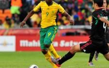 Bafana Bafana's Katlego Mphela. Picture: SAPA