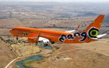 FILE: SAA said the flight in the reported incident experienced technical difficulties that resulted in an air turn-back, saying that the incident had limited impact on passengers. Picture: Mango Airlines official Facebook page.