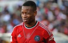 FILE: Orlando Pirates defender Happy Jele. Picture: Facebook.com.