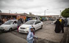 FILE: The centre shut down due to gang violence in the area. Picture: Thomas Holder/EWN.