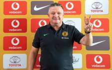 Kaizer Chiefs announced, on 17 September 2020,  Gavin Hunt will be joining the team as new head coach. Picture: Twitter/@KaizerChiefs