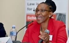 FILE: Judge Mandisa Maya. Picture: law.ukzn.ac.za
