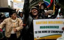 Springbok fans. Picture: Reuters