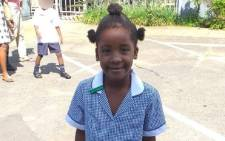 Six-year-old Alexia Nyamadzawo was found dead in a sugarcane field. Picture: Supplied
