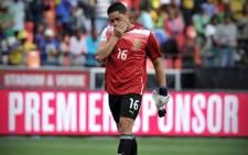 Fikile Mbalula singled out Moeneeb Josephs after Bafana's early exit from the 2014 CHAN. Picture: Supplied