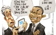 Cartoon: The Colour of Comedy