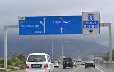FILE: Five people have died on Western Cape's major roads this weekend including the R27, R304 and N1. Picture: EWN