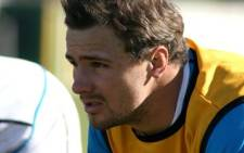Flanker Heinrich Brussow during a Springbok training session in Cape Town on 7 July 2011. Picture: Aletta Gardner/EWN