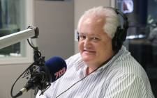Former Bosasa chief operating officer Angelo Agrizzi in the 702 studio on 3 July 2019. Picture: 702